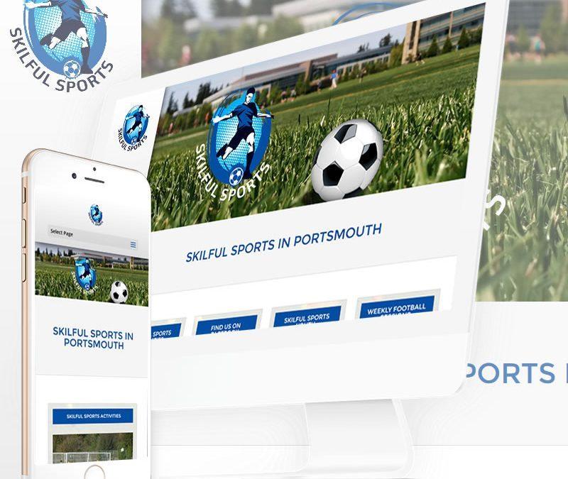 New Website on it's Way